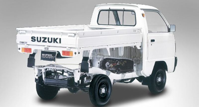 Suzuki Super Carry Truck